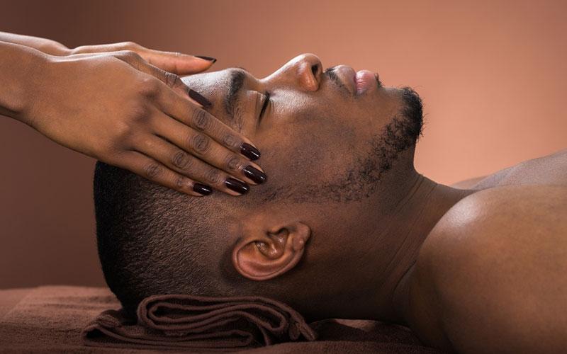 Why I avoid sexy head rubs after shaving