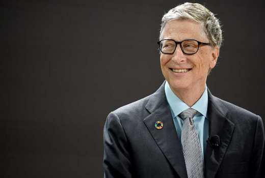 Why we give our billions away - World wealthiest man Bill Gates speaks