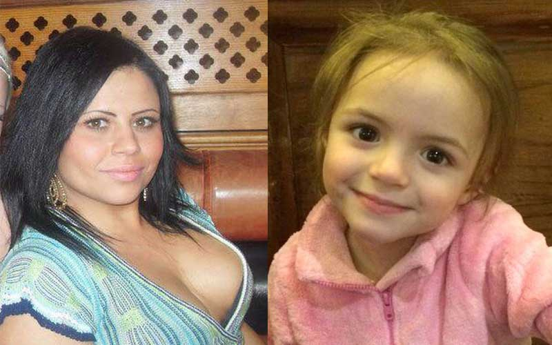 Woman who drowned daughter, 4, then burnt her body convicted