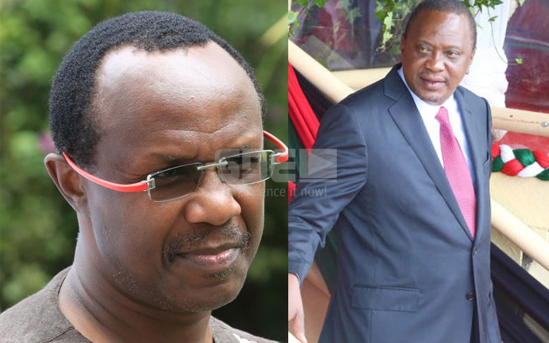 You need to lose Ruto's friendship: David Ndii to President Uhuru