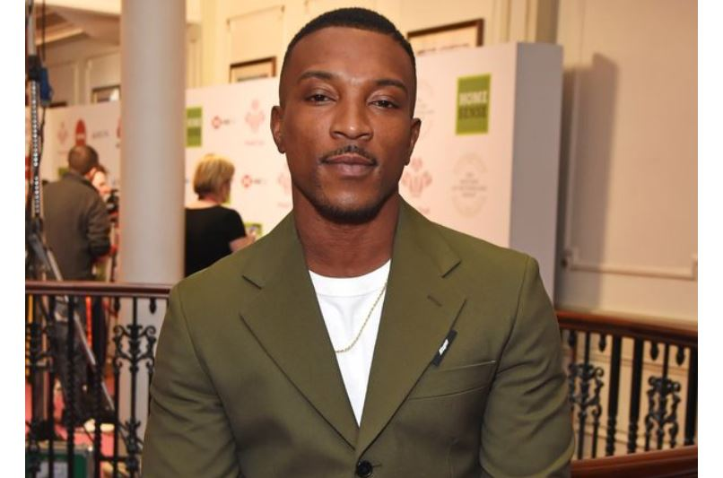 Top Boy actor Ashley Walters becomes grandad at 38