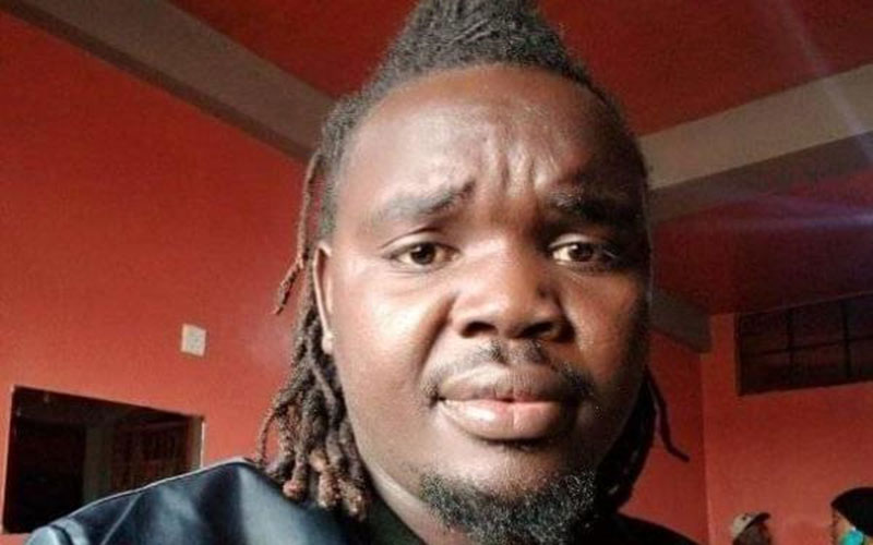 Tragedy: Kalenjin singer Rhino Kaboom dies in accident