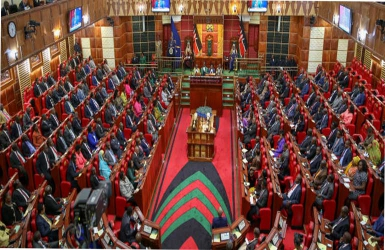 Tunawajua : Least active women MPs in Parliament?