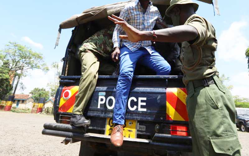 Unajua babangu ni nani? Nine things you don't tell Kenyan police when arrested