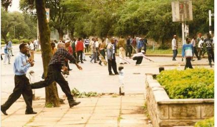University strikes? That is exam fever - Psychologist