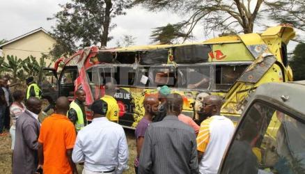 Untouchables: The matatus no officer dares impound