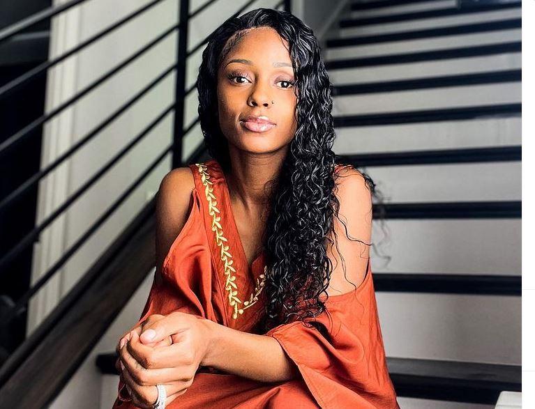 Vanessa Mdee addresses giving birth rumours