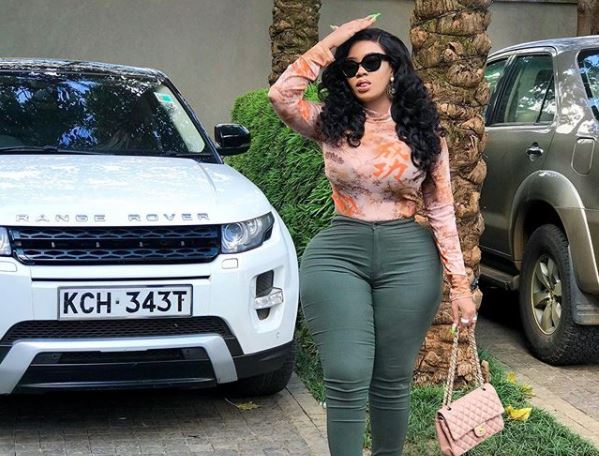 Vera Sidika drunk in love as she states, 'I am no longer a socialite'