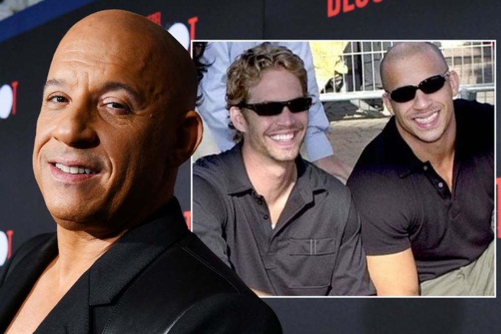 Vin Diesel pays moving tribute to late co-star Paul Walker ahead of new Fast & Furious