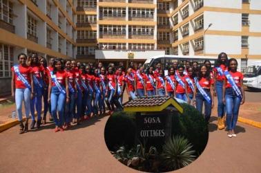 Visitors thronged Vihiga to 'sponsor' beauty queens