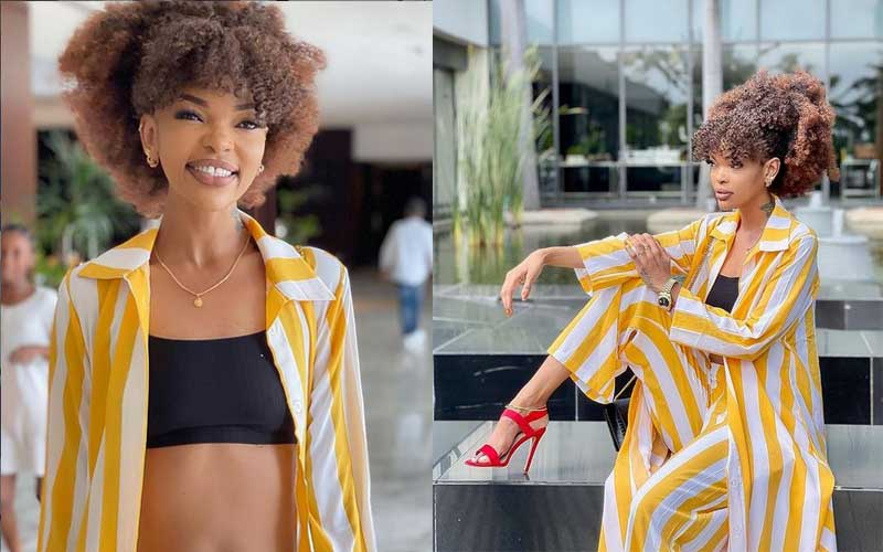 Wema Sepetu deletes Instagram video after being trolled for being 'too skinny'
