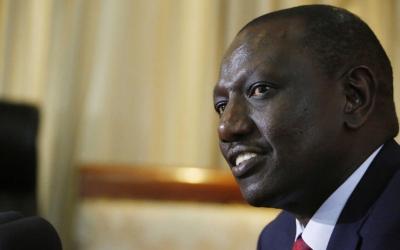 What Ruto said to Kenyatta at Kasarani