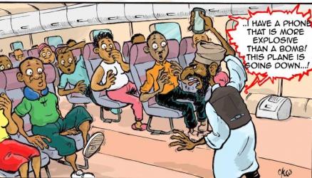 Why Al Shabaab warned Africans against returning exploding Samsung phones