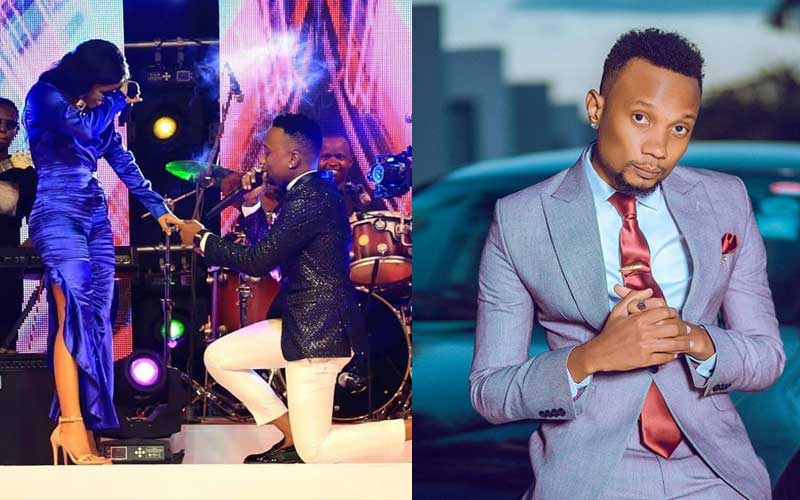 Why my wedding to Nandy hasn't yet happened- Rapper Billnass