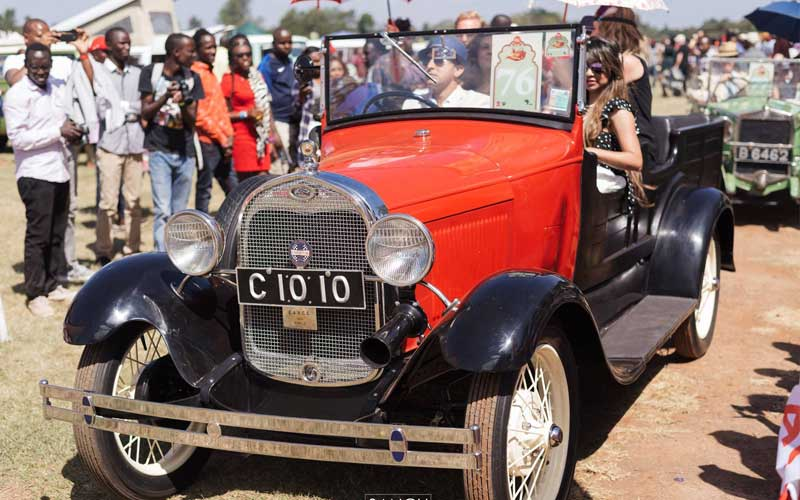 2018 CBA Africa Concours d'Elegance