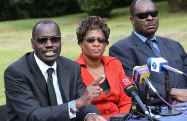 I did not propose my 'two wives' to party list – ODM boss