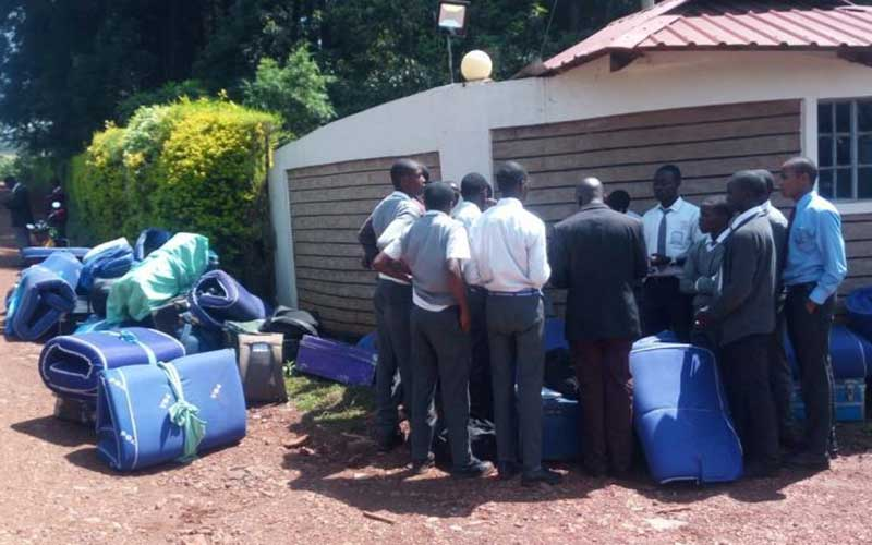 17 SDA students sent home for refusing to sit exams on Saturday