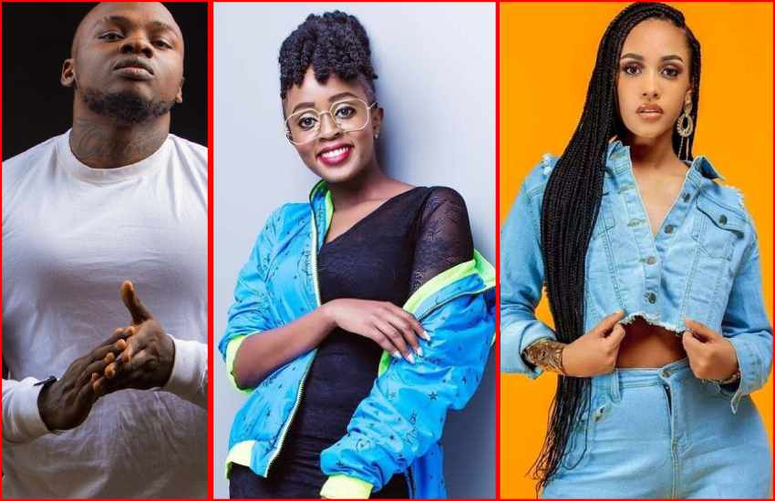 Battle royal: Artistes step up for end year entertainment awards