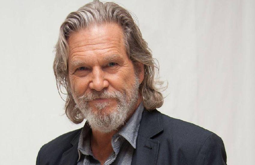 Academy-award winner Jeff Bridges diagnosed with lymphoma