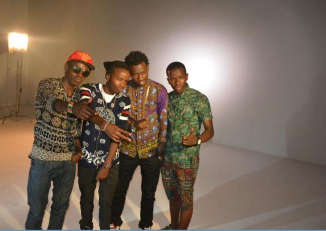 SOC's Behind The Scene for Mukutu
