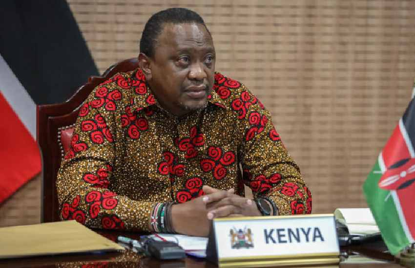 Will artists get reprieve? All eyes on Uhuru ahead of Presidential address