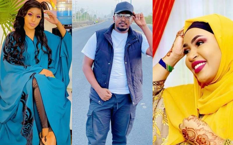 Amber Ray ready to mend strained relationship with co-wife Amira