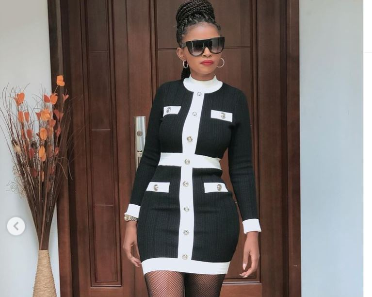 Anerlisa Muigai's cryptic messages after Ben Pol's interview