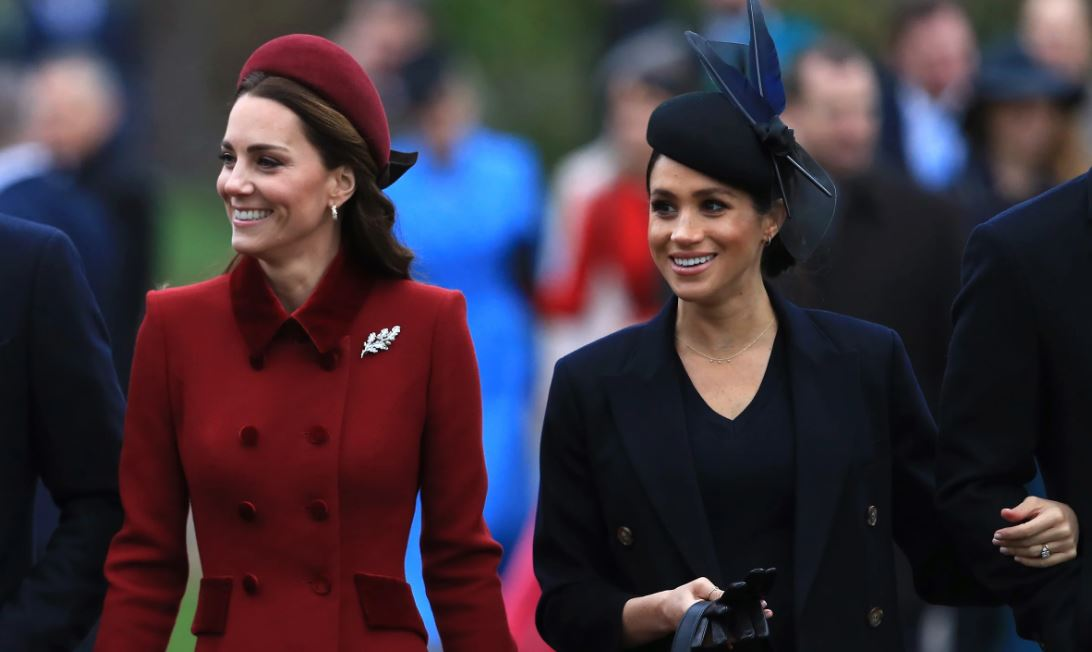 Awkward issue with Kate Middleton's 'easy' birthday message to Meghan Markle