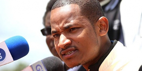 Babu Owino posts his academic prowess on social media and his followers have something to say about it