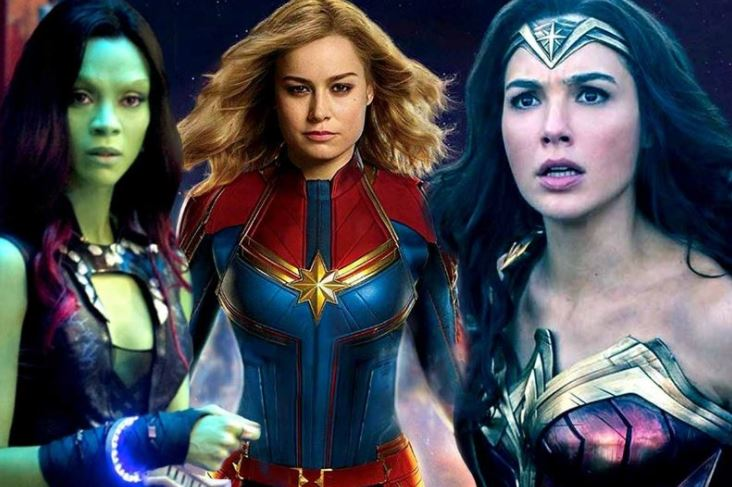 Best female superheroes of all time ranked - our 15 favourites