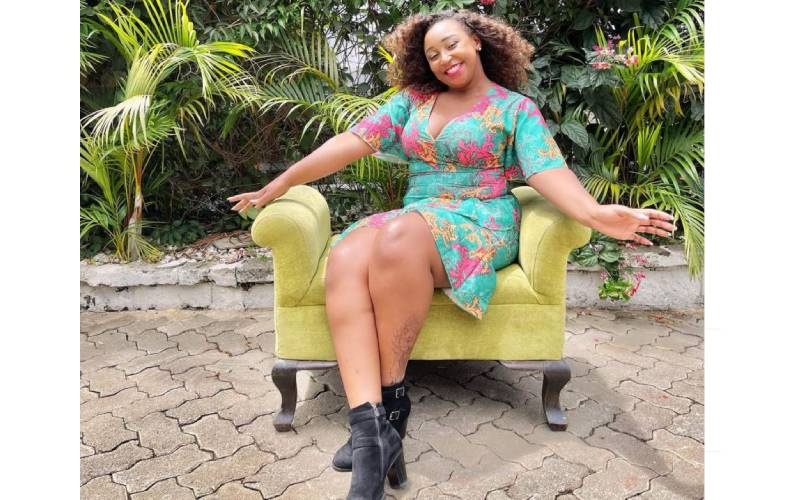 Betty Kyallo speaks on career transformation, desire to have own talk show