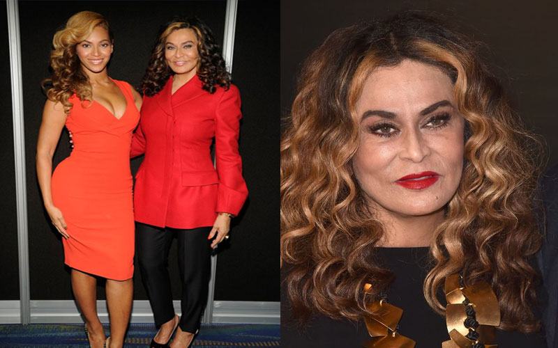 Beyonce's mum Tina Knowles explains origin of singer's name