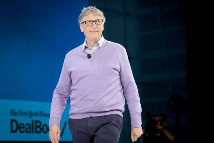 Bill Gates warns of 'next two disasters' after predicting virus similar to Covid-19