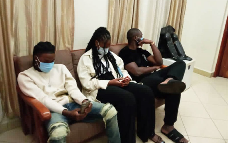 Bobi Wine successfully pushes for release of Nigerian singers Omah Lay, Tems