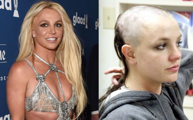 Britney Spears' heartbreaking motive for shaving head that was kept secret for 12 years
