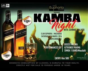 Celebrate this Easter Kamba style at Club Euphoria