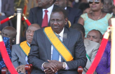 Change of heart? NASA leaders will get jobs says Deputy President William Ruto