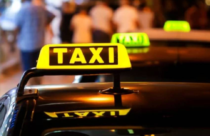 Chilling: Taxi drivers' scary tales