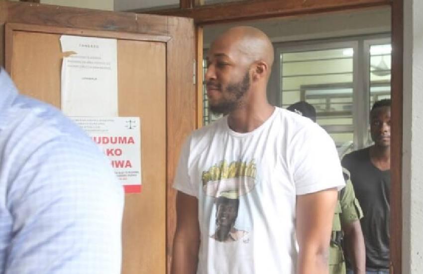 Comedian Idris Sultan in court days after arrest over Magufuli photo