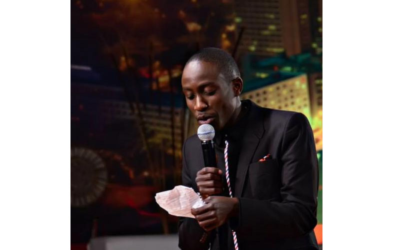 Comedian Njoro grateful as Kenyans raise funds for him