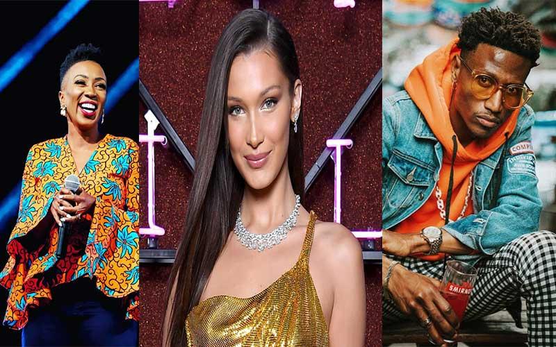 Coronavirus: Celebrities share encouraging messages amid outbreak