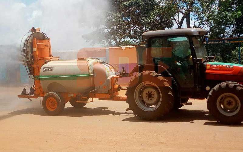 Coronavirus: Low income Nyeri residents get 30-day water bills waiver