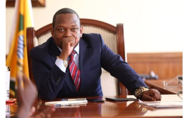 DCI summons Sonko after Kibicho protest over remarks