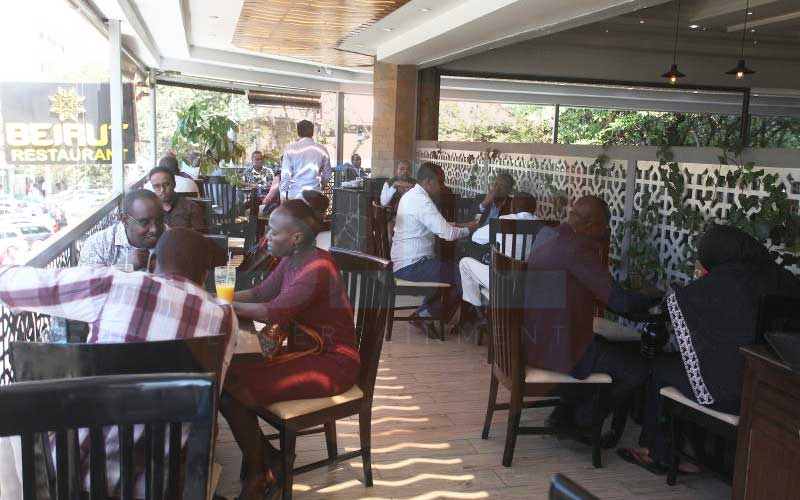 Death of clubs: Why restaurants are taking over Nairobi CBD
