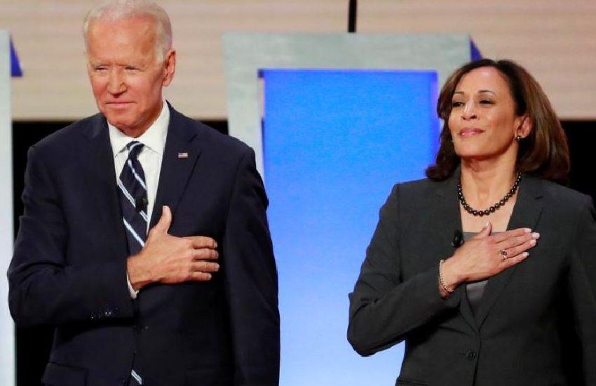 Joe Biden chooses Senator Kamala Harris for White House running mate