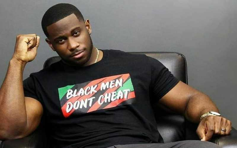 Derrick Jaxn, the relationship expert who publicly admitted to cheating and went viral