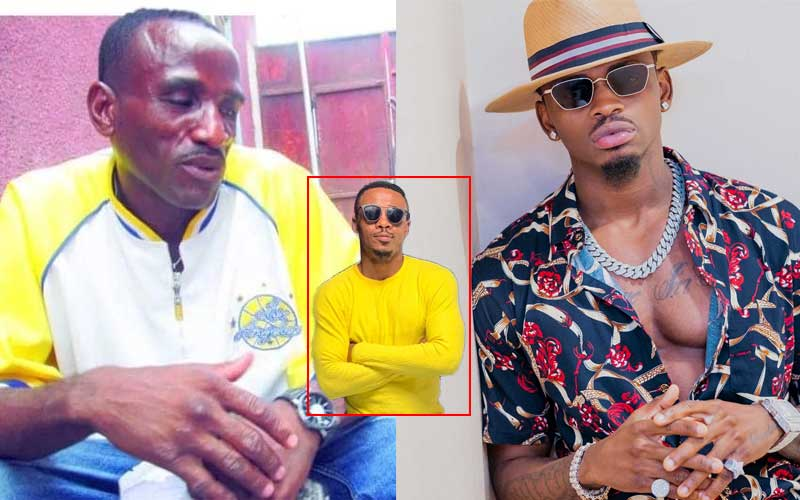 Diamond speaks on paternity drama, enstranged father heaps praise on Alikiba
