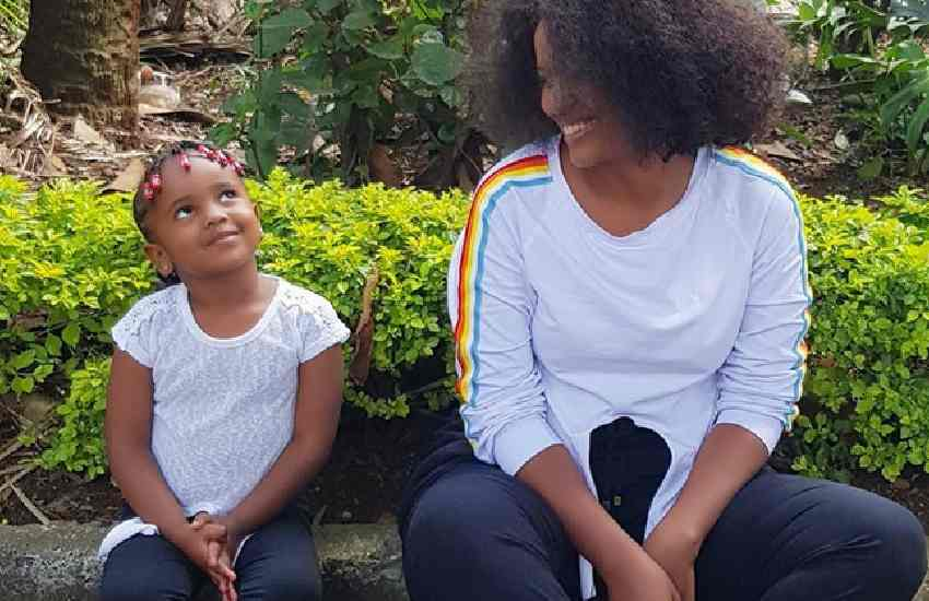DJ Pierra Makena celebrates daughter, Ricca Pokot, in moving message