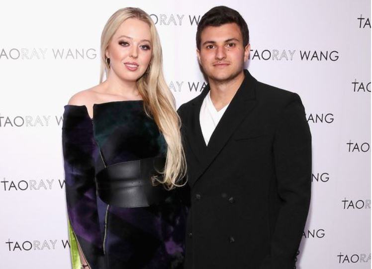 Donald Trump's daughter Tiffany engaged to 23-year-old billionaire Michael Boulos