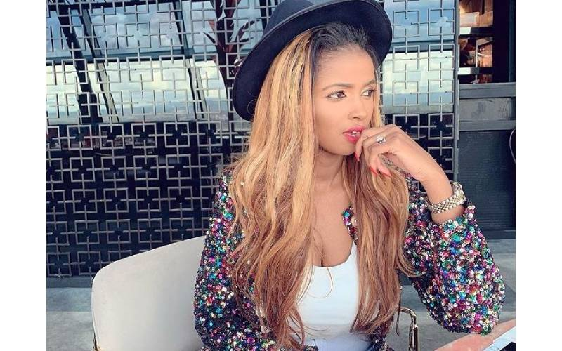 Don't fool us: Fan tells Anerlisa Muigai to come clean about liposuction